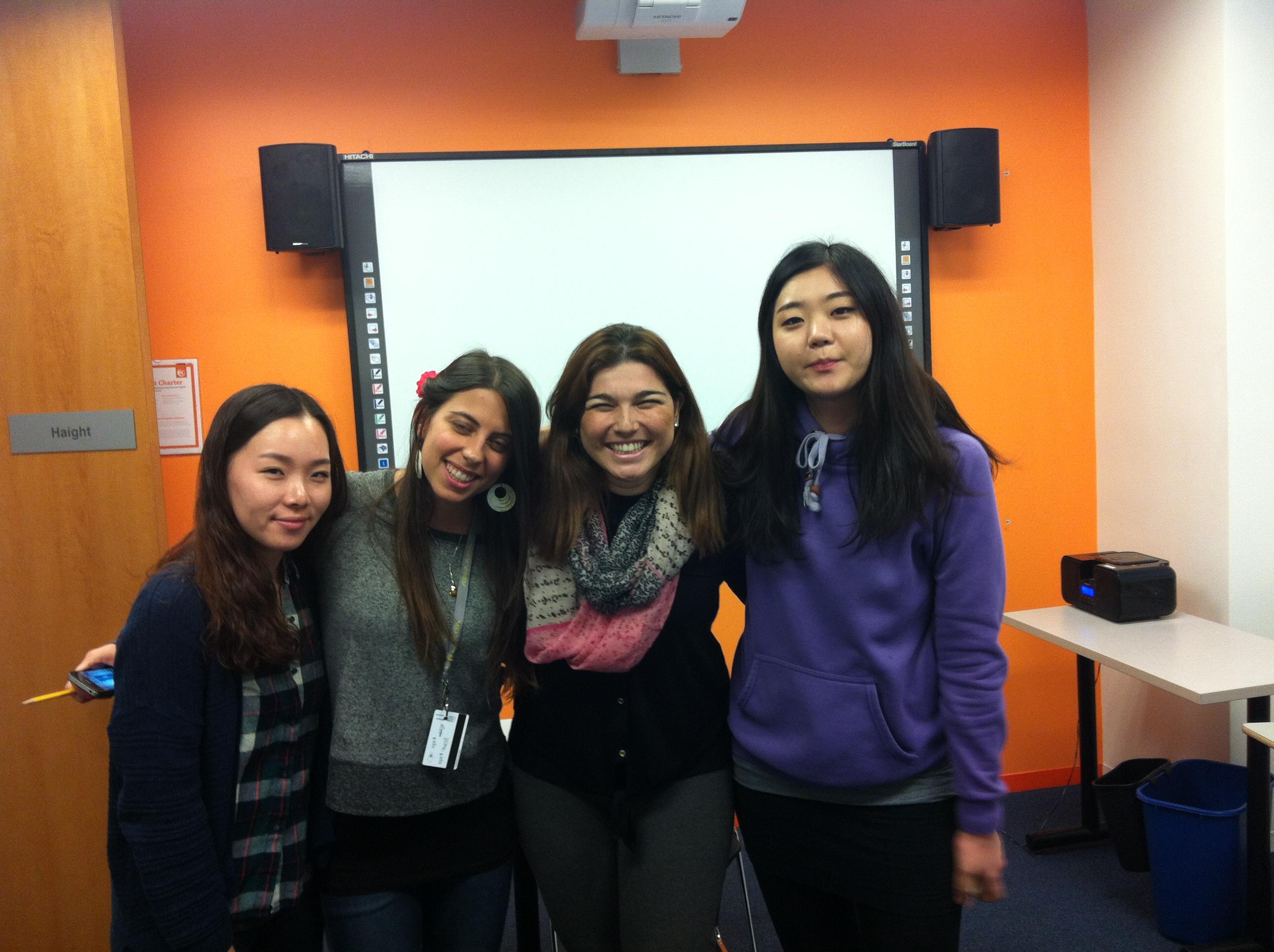 Escola EC em San Francisco