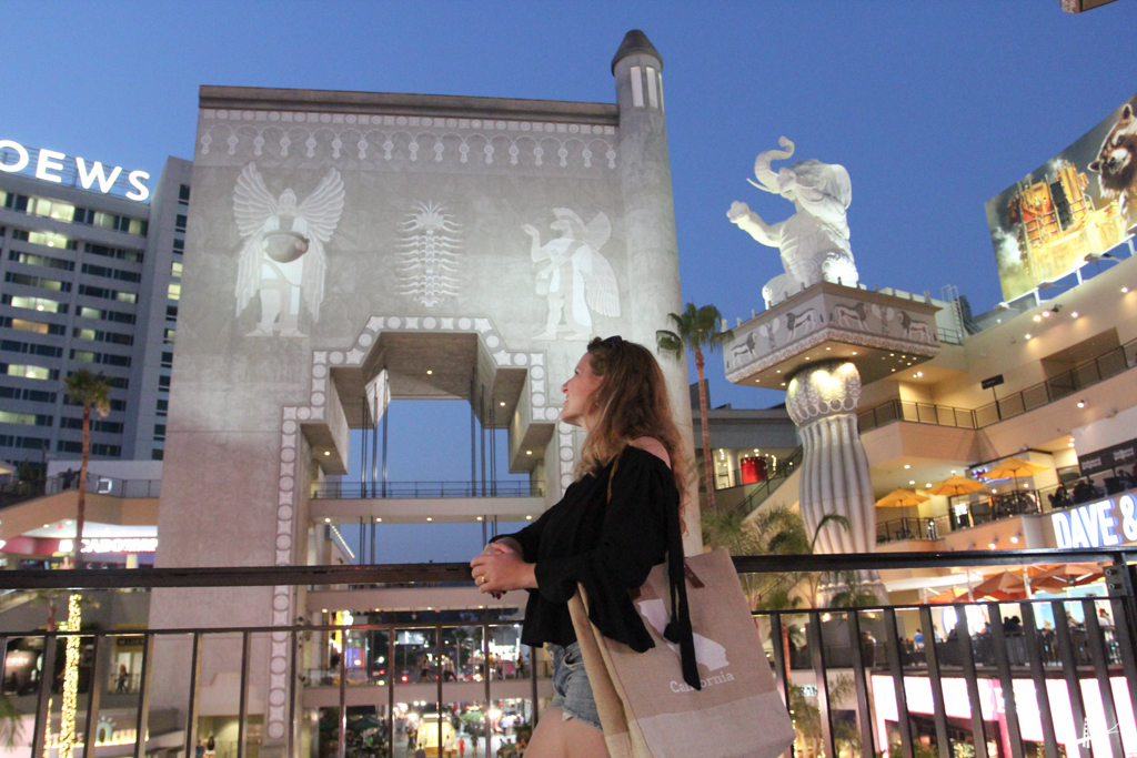 Shopping Center Hollywood & Highland em Los Angeles
