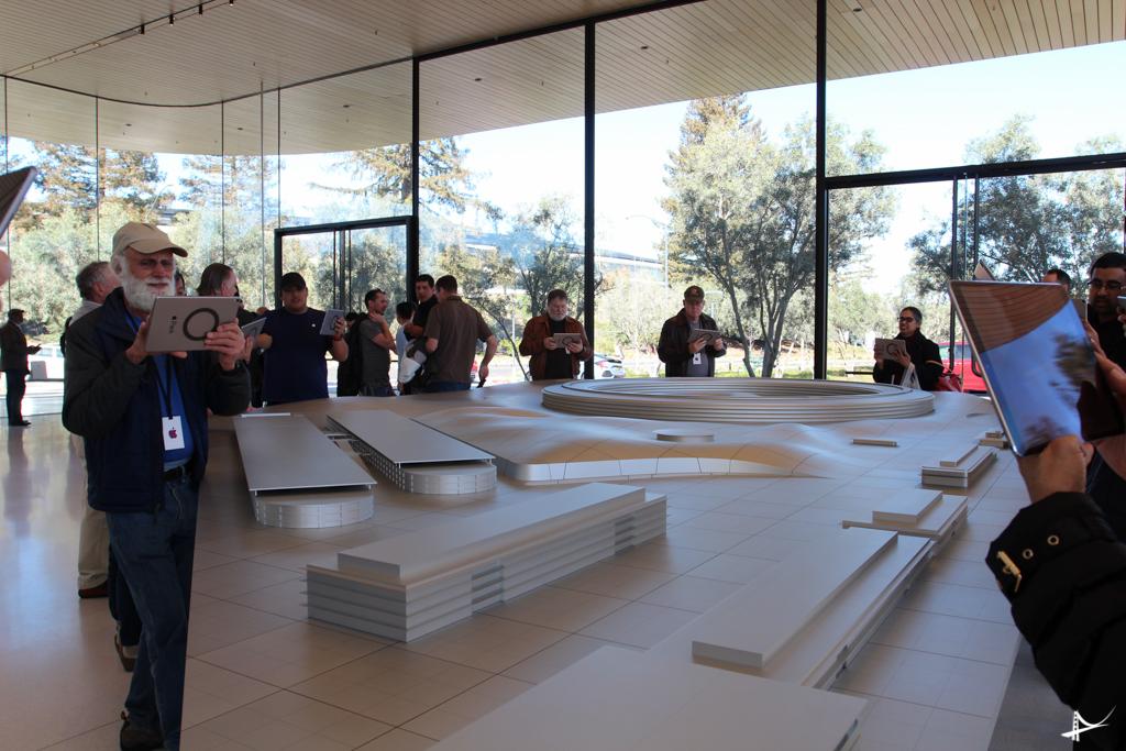 Apple Visitor Center