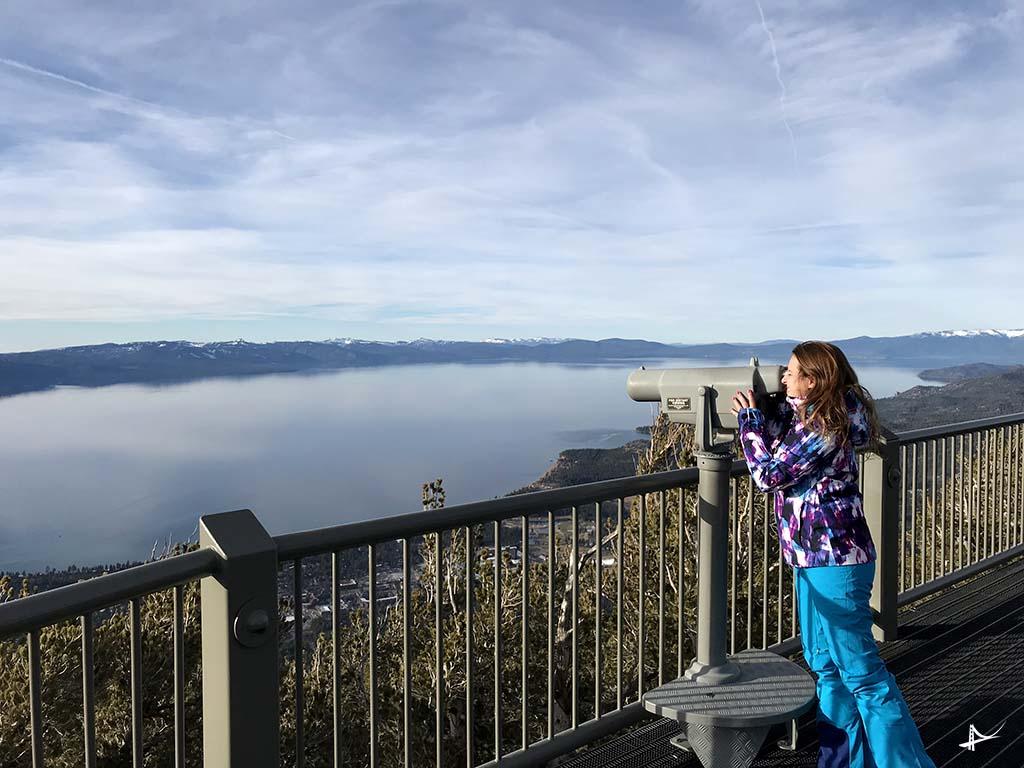 Observation deck em Heavenly