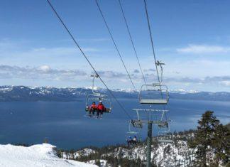 Ski em Heavenly