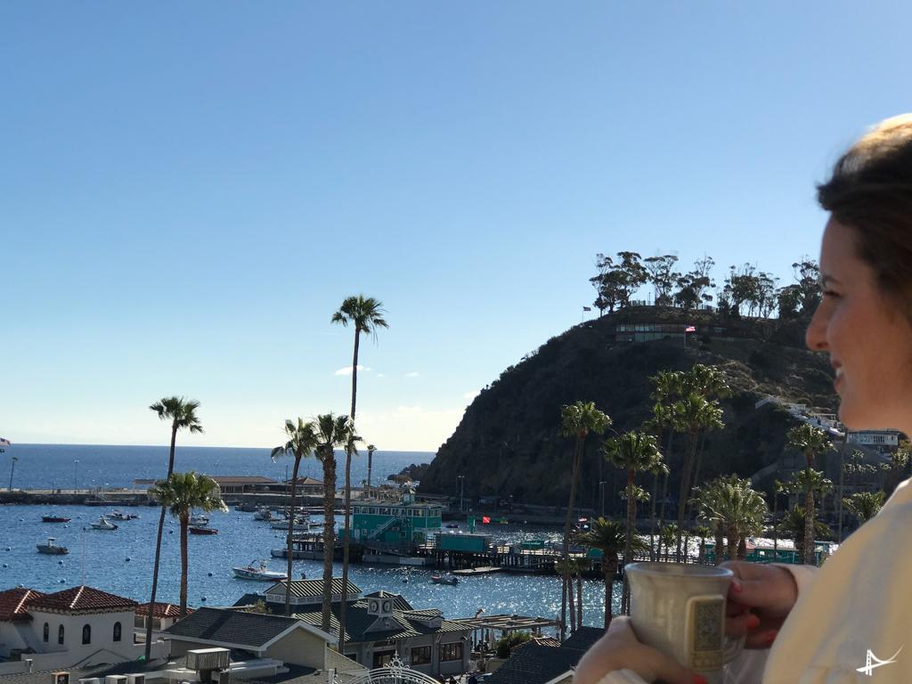 The Avalon Hotel na ilha de Catalina