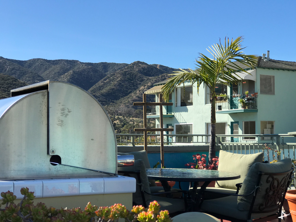 Avalon Hotel em Catalina Island