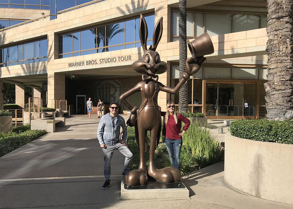 Warner Bros Studio Tour em Hollywood