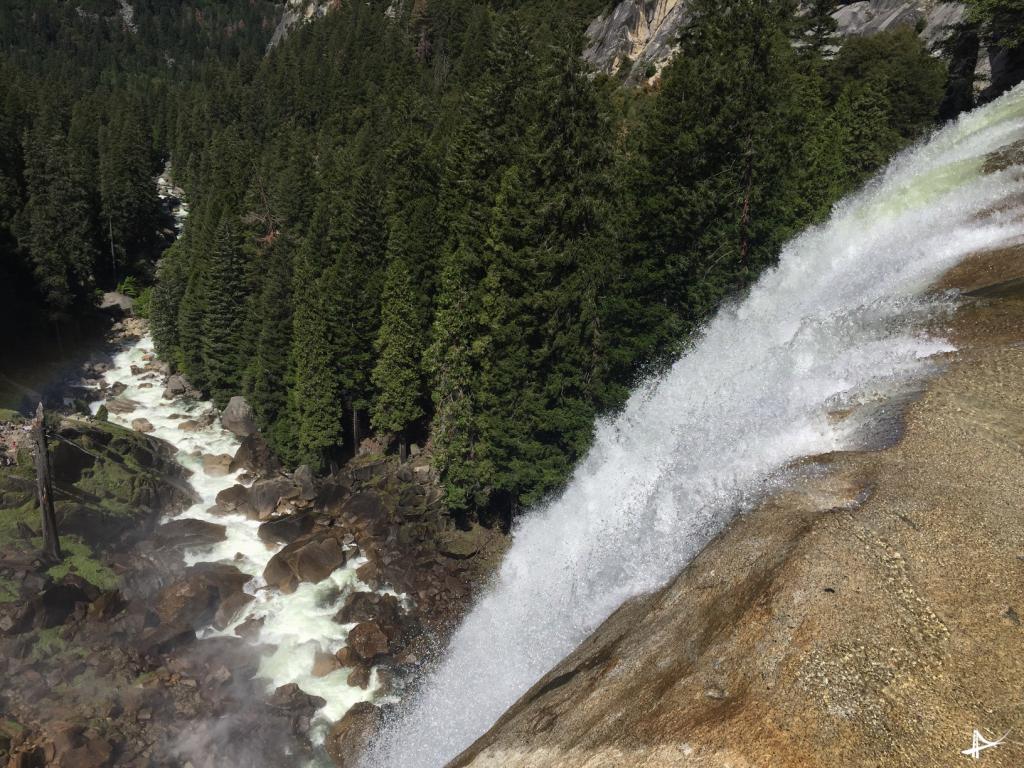 cachoeiras do Yosemite