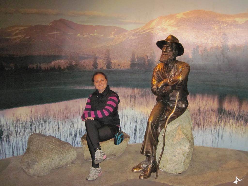 John Muir - o criador do Yosemite National Park