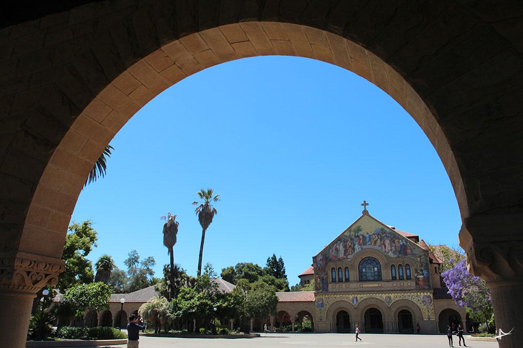 Visita em Stanford