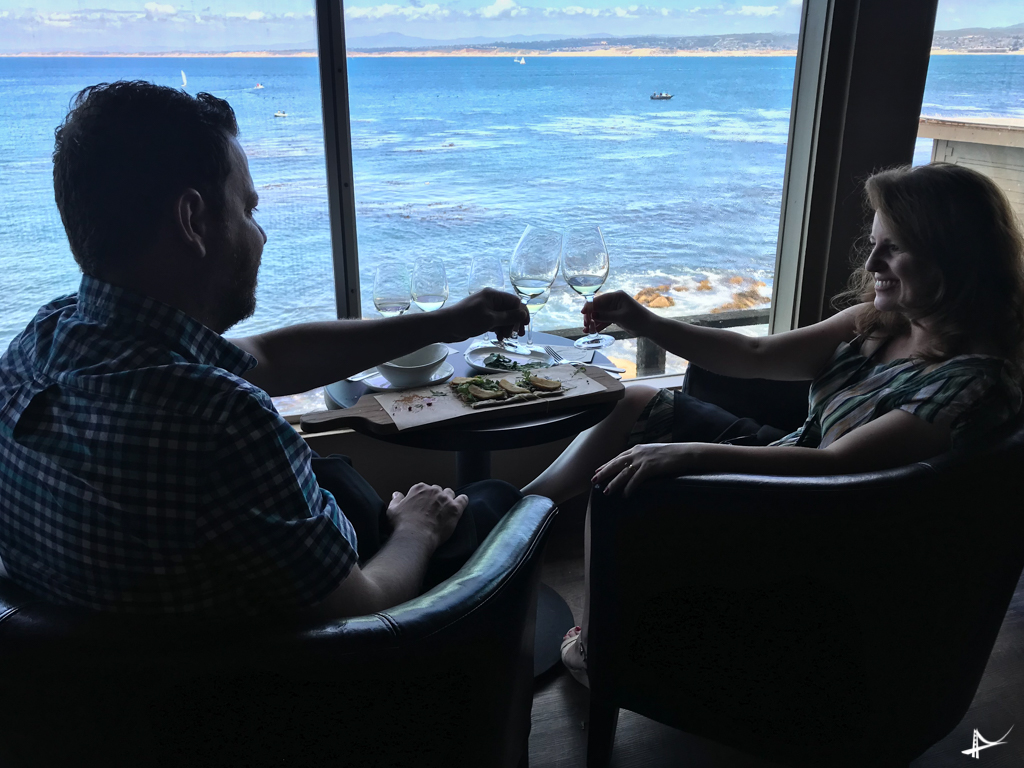 vinhos em Monterey
