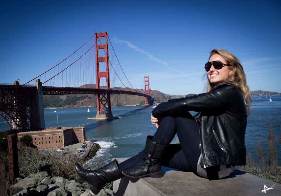 Mirante da Golden Gate Bridge