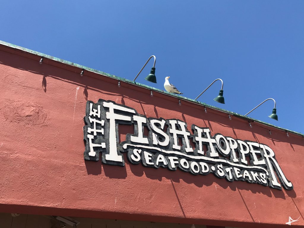 The Fish Hopper em Monterey