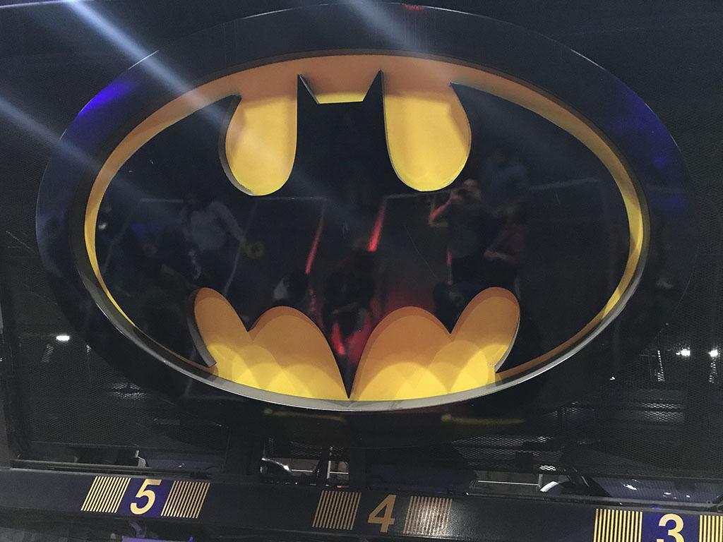 Montanha-russa do Batman no Six Flags