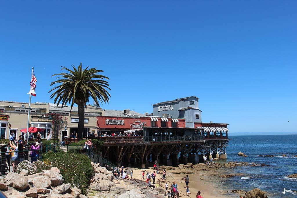 O que fazer em Monterey na California