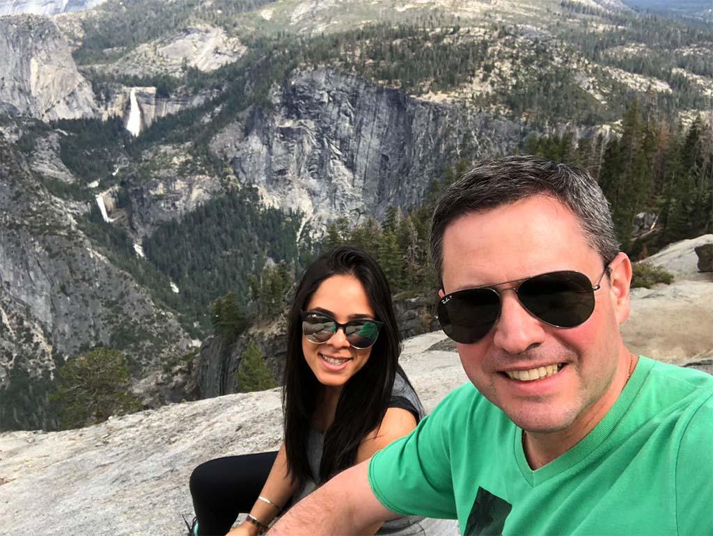 Viagem pelo Yosemite na California
