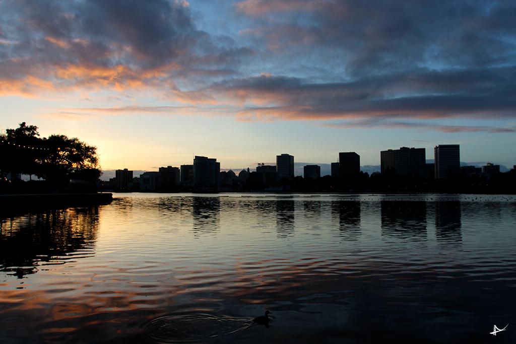 Lake Merrit Oakland