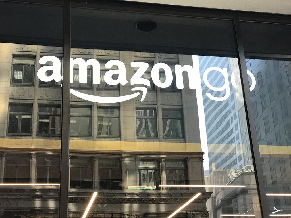 Amazon Go em San Francisco
