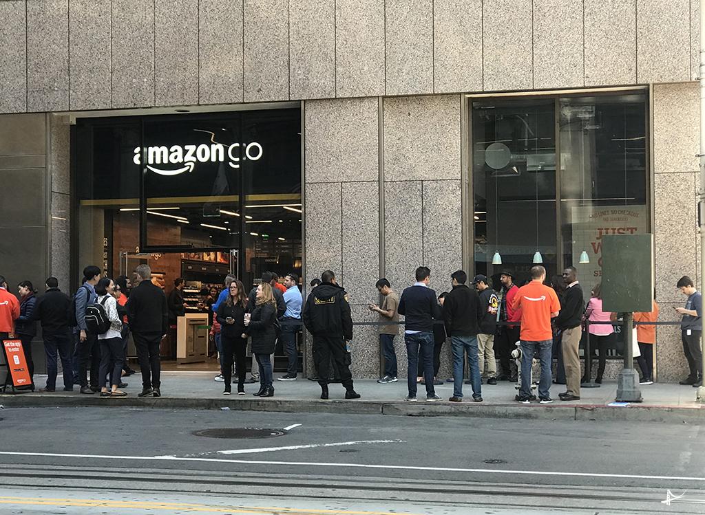 Amazon em San Francisco