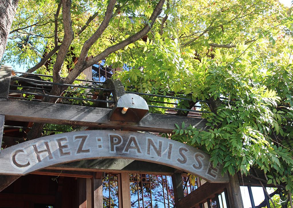 Chez Panisse em Berkeley
