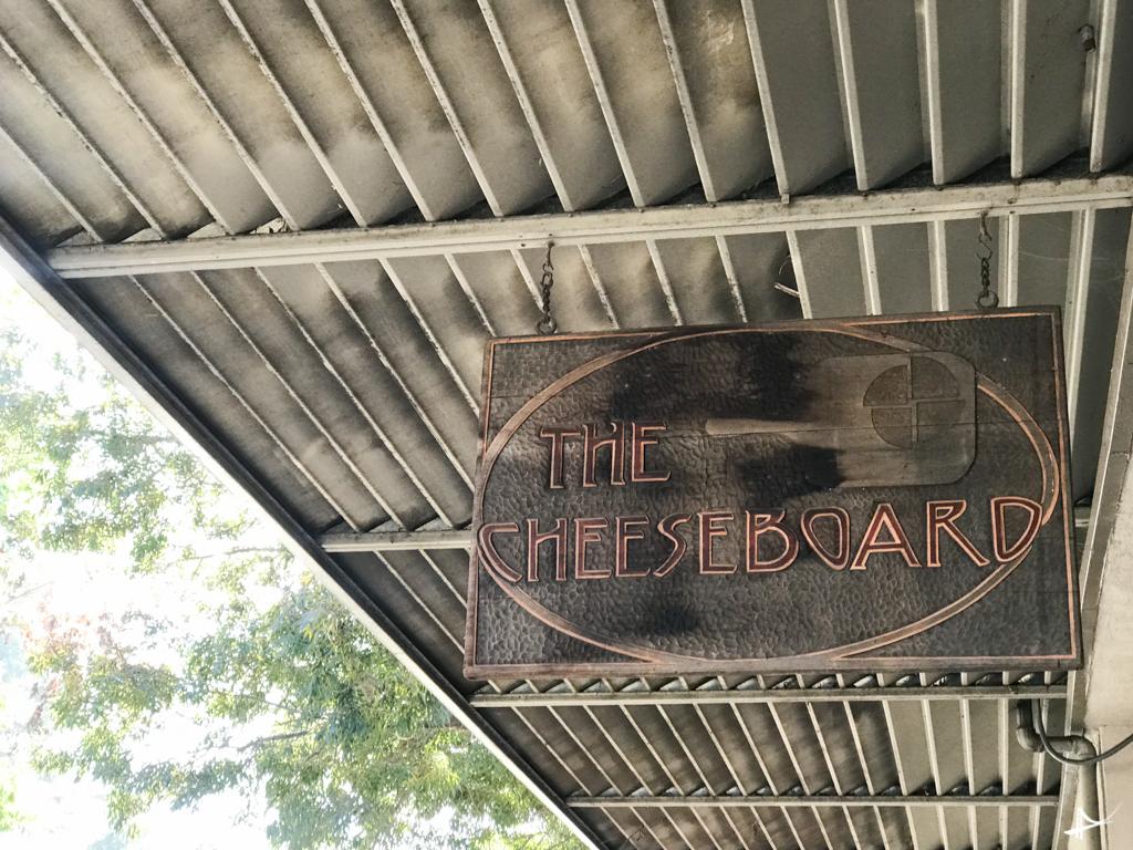 Cheese Board em Berkeley