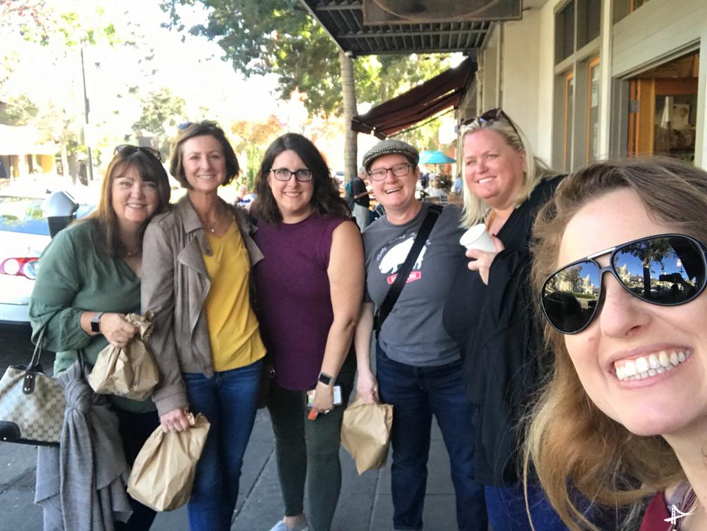 Walking Food tour em Berkeley