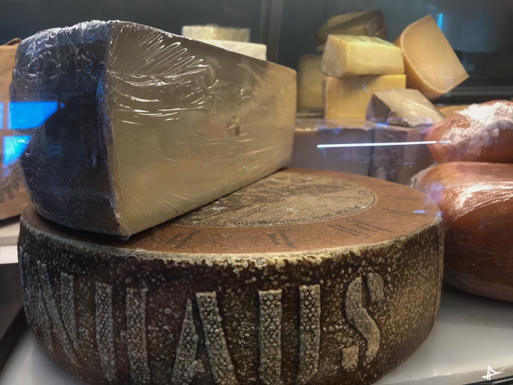 Tour e degustação de queijos