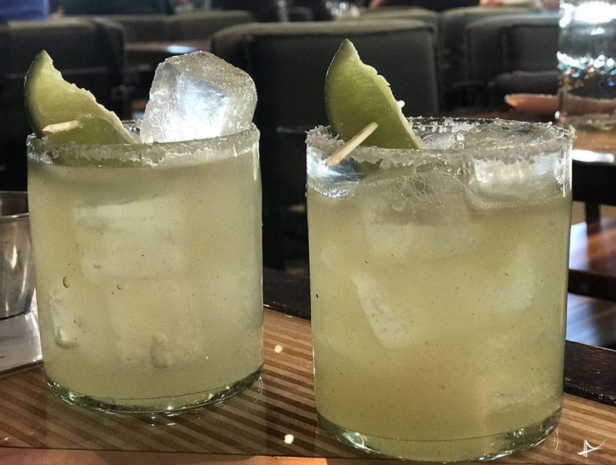 Margaritas no Puesto em Concord