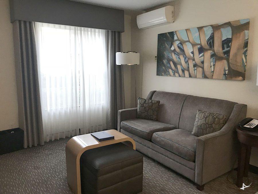Sala do Homewood Suites by Hilton