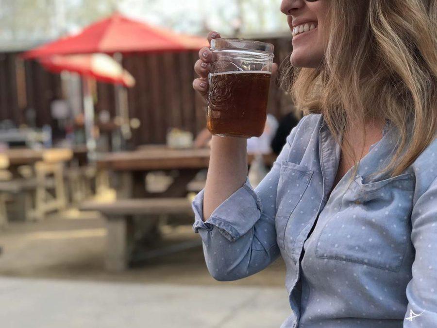 Lagunitas Brewery em Petaluma