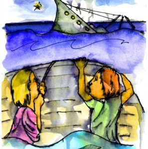 "PLAY: ""Lifeboat"" @ Northwest Children's Theater  | Portland | Oregon | United States"