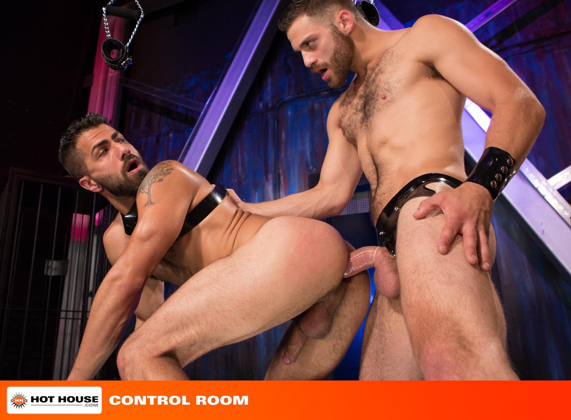 Adam Ramzi Porn Masters masters punish greedy slave – hairy guys in gay porn