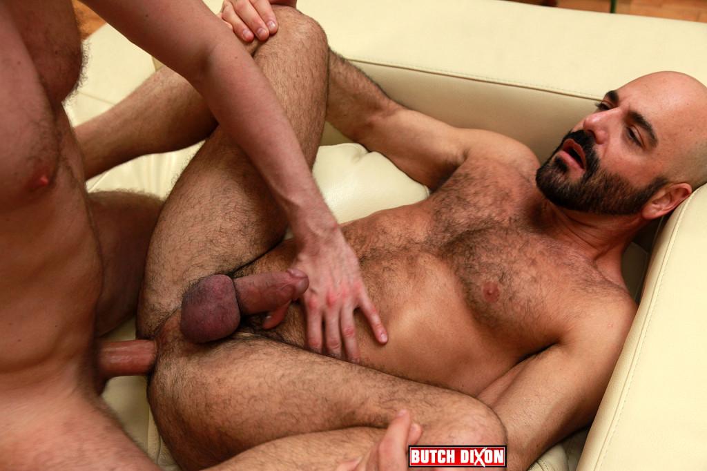 Beefy Adam Dacre Barebacks Adam Russo 6