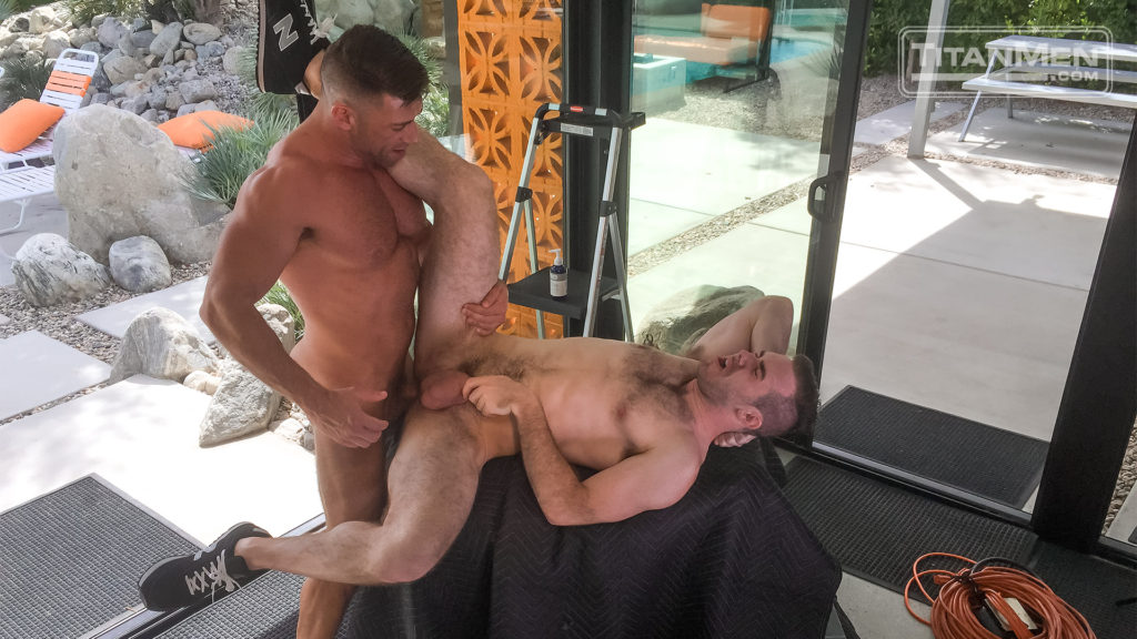 Uncle Bruce Beckham and Matthew Bosch Flip Fuck 025