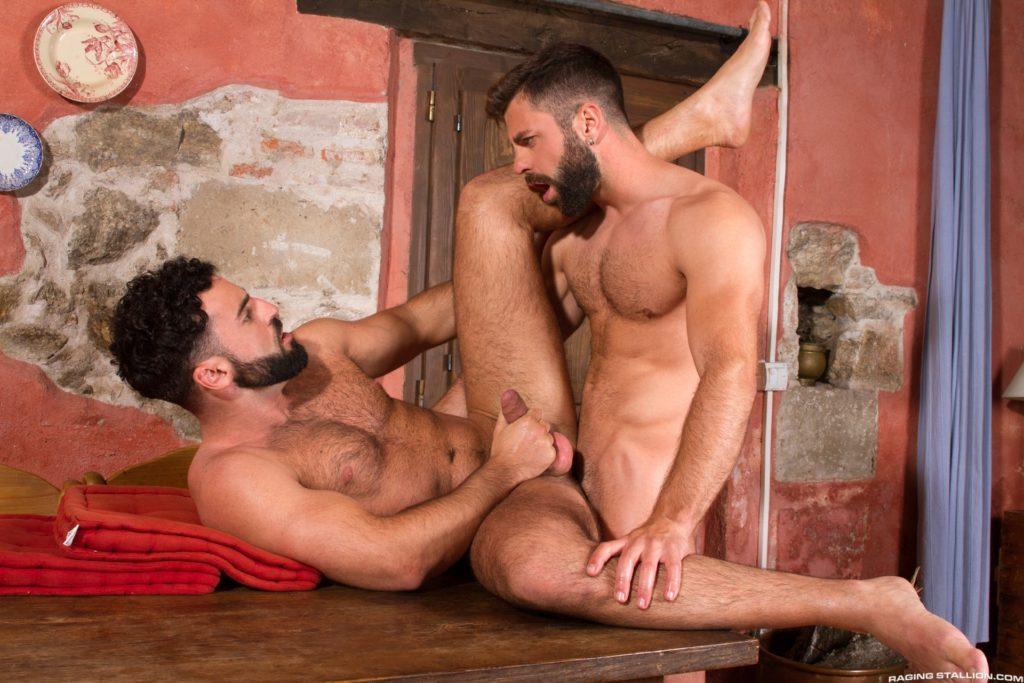 Abraham Al Malek and Hector de Silva Flip Fuck 15