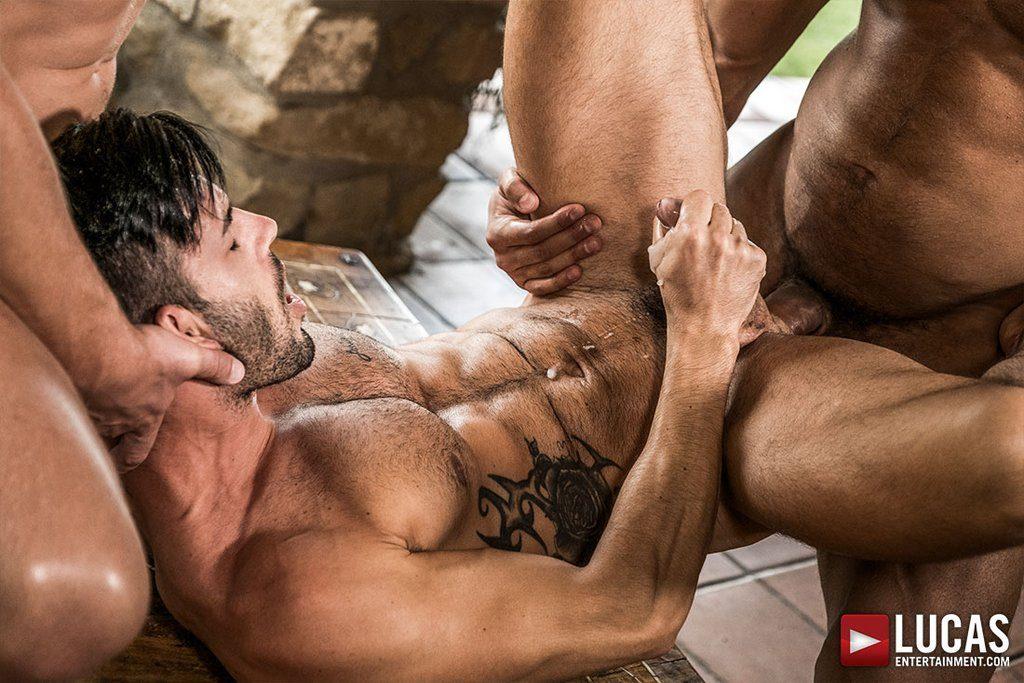 Brock Magnus and Andrey Vic Bareback Andy Star 04