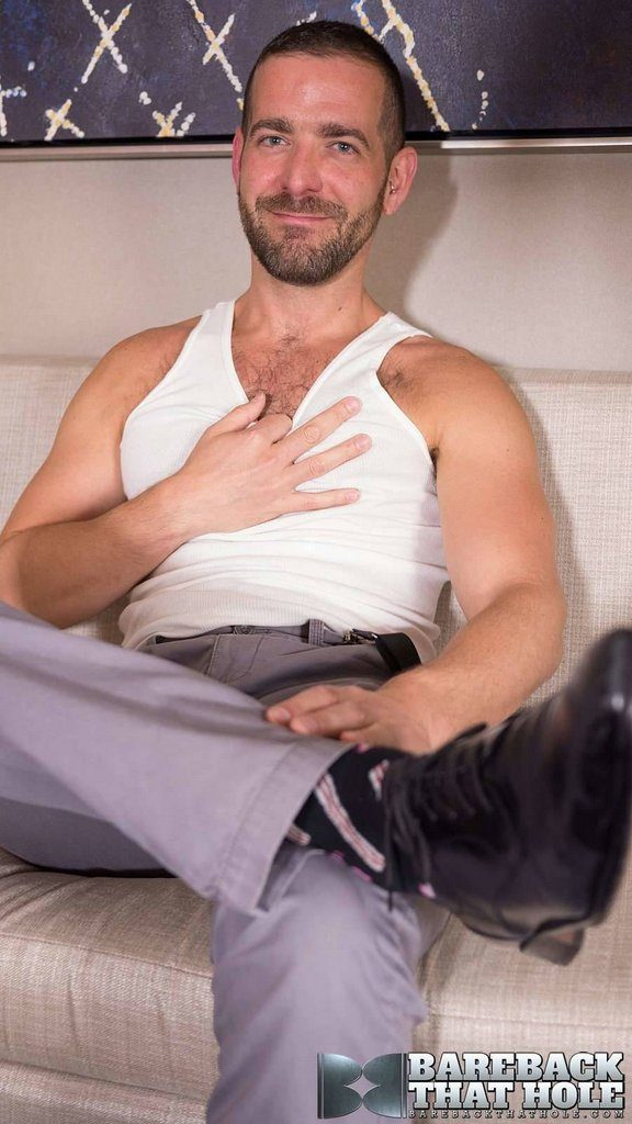 Sexy Gay Model Eric Hassan 07