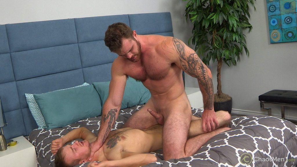 Lumberjack Caspar and Country Boy Kevin Reed Flip Fuck RAW 03