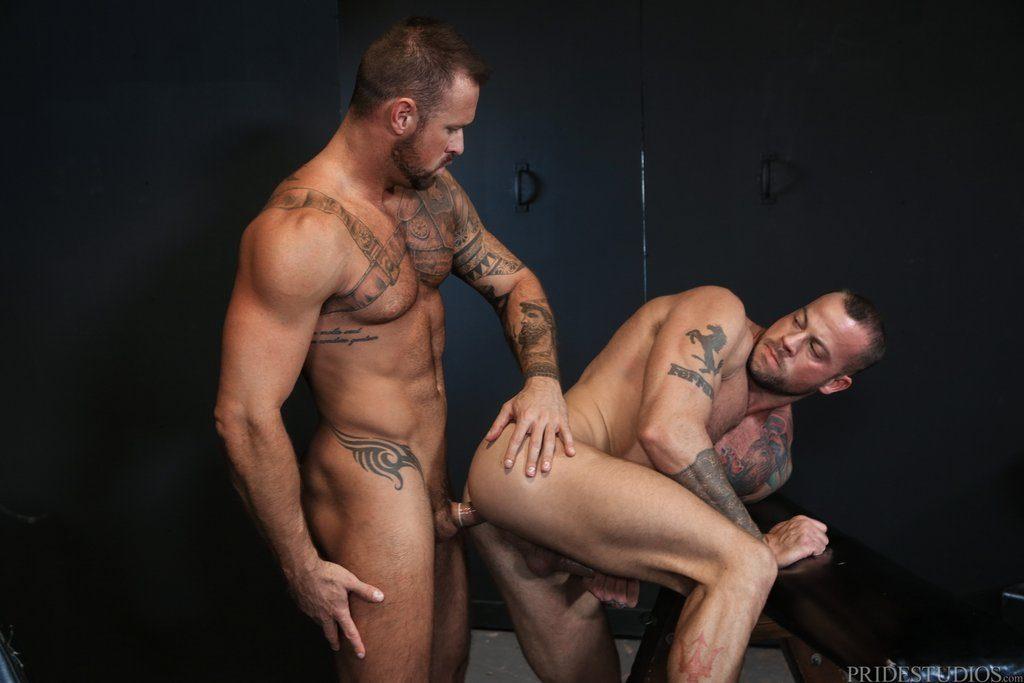Sean Duran and Michael Roman Flip Fuck 01