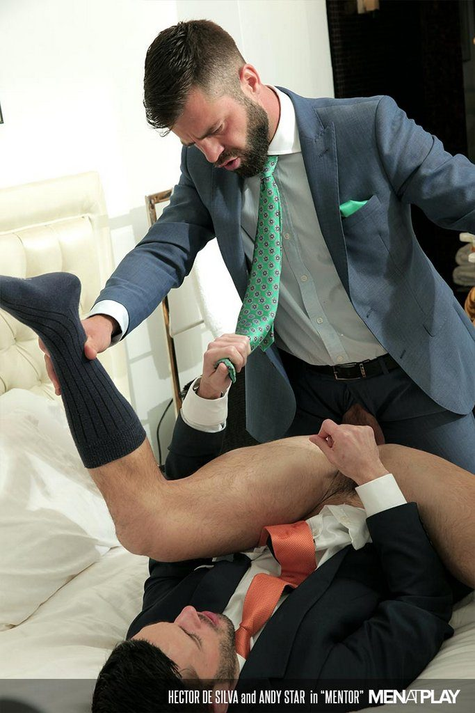 Hector De Silva Fucks Andy Star Hard 01