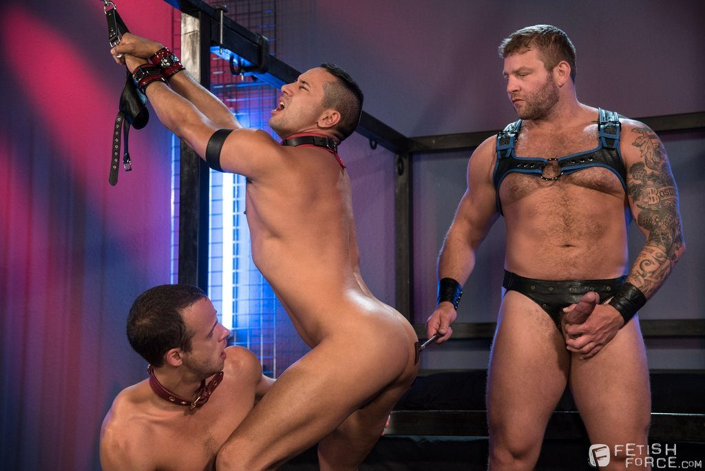 Colby Jansen Drills Nate Grimes and Gabriel Dalessandro 03