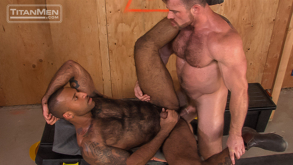 Liam Knox and Daymin Voss Flip Fuck 08