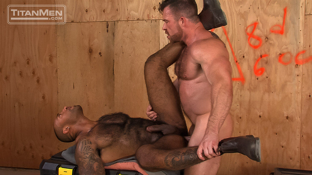 Liam Knox and Daymin Voss Flip Fuck 11