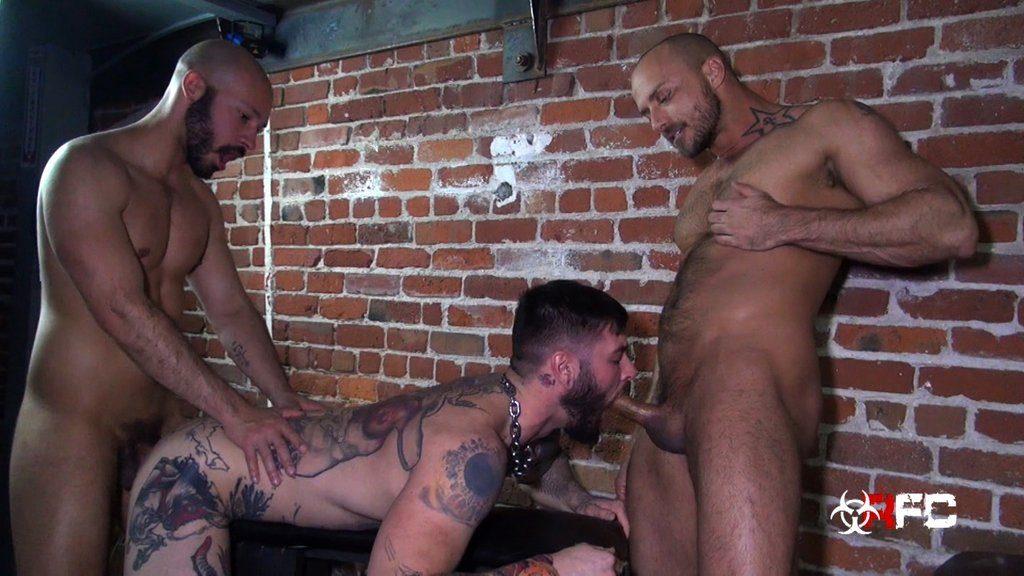 Three Horny Guys Fuck Raw 03