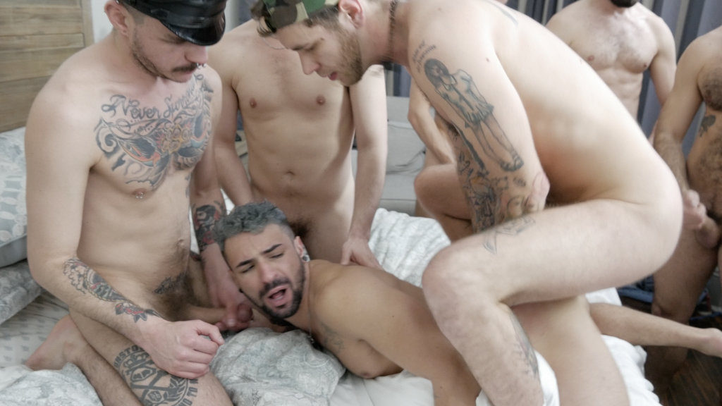 Nine Hot Studs Breed Ian Greene 12