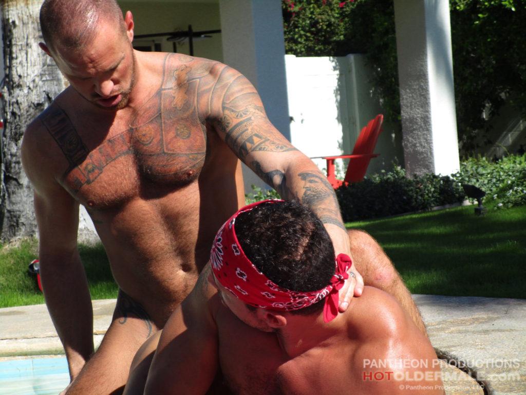 Michael Roman Breeds Angelo Marconi Poolside 08