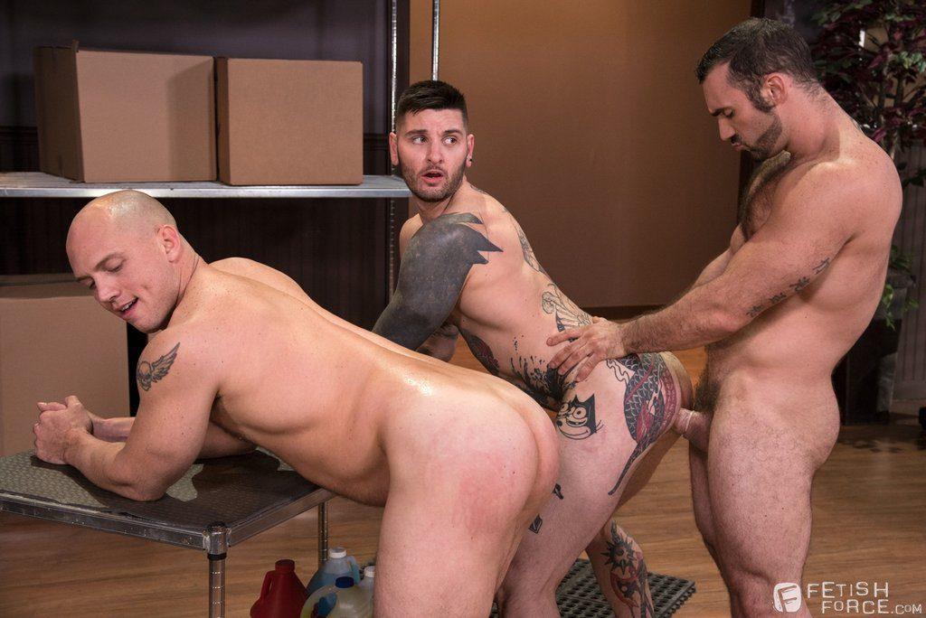 Jaxton Wheeler Drills Teddy Bryce and John Magnum 07