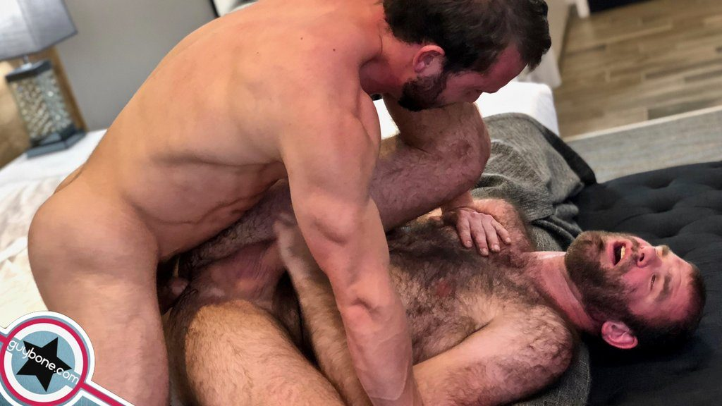 Dustin Cross and Mike Gaite Flip Fuck Raw 01