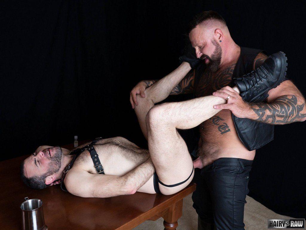Marc Angelo Fucks Dusty Williams Raw 01