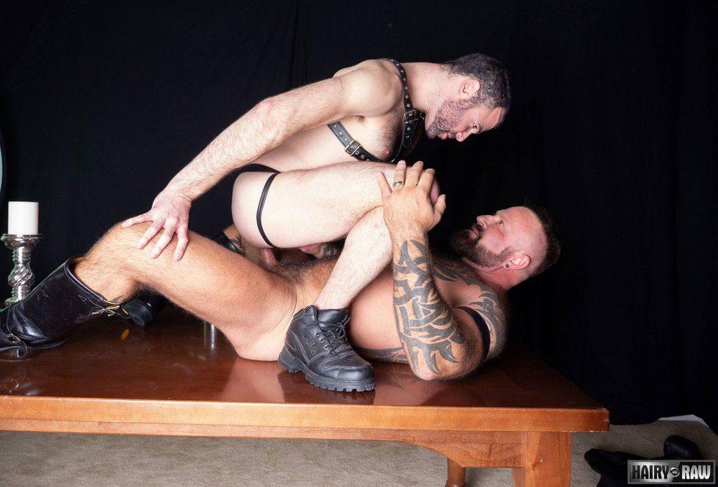 Marc Angelo Fucks Dusty Williams Raw 06