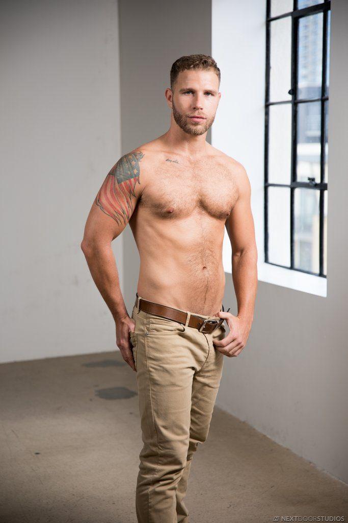 Sexy Guy Taylor Briggs Shows Off 03