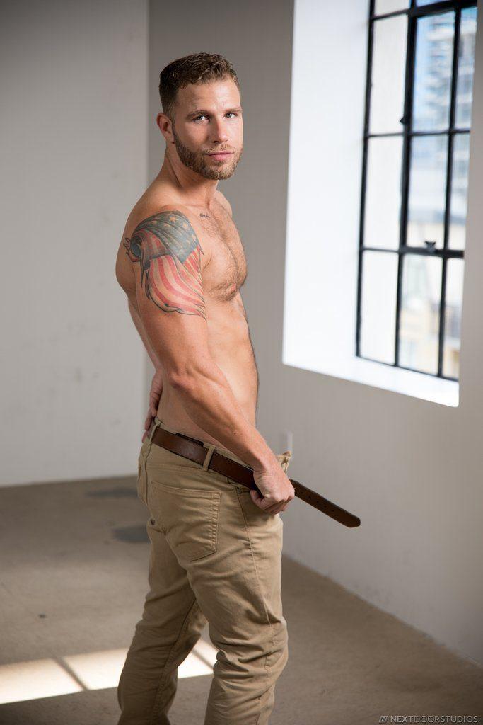 Sexy Guy Taylor Briggs Shows Off 05