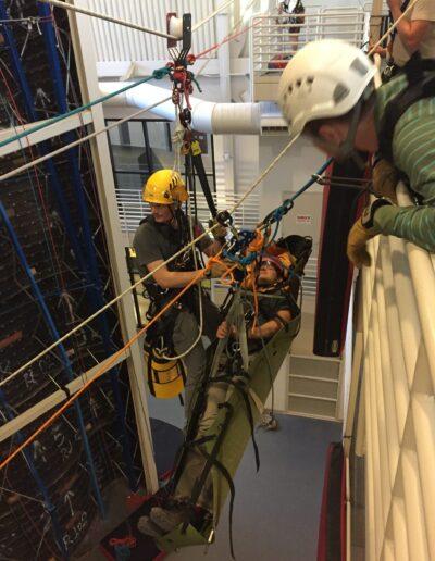 University of Utah Rescue Class